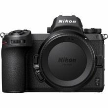 Nikon Z 6 with F To Z Mount Adapter