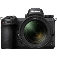 Nikon Z 6 with Z 24-70 FX & FTZ Adapter