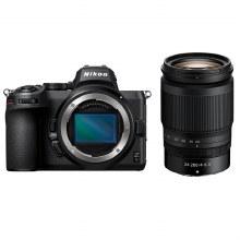 Nikon Z 5 Camera With 24-200mm Lens