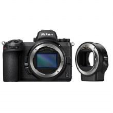 Nikon Z 6 II Camera Body with F To Z Mount Adapter