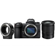 Nikon Z 6 II Camerawith Z 24-70mm F4 S Lens & FTZ Adapter
