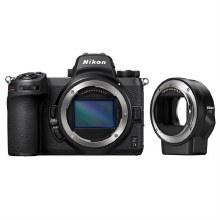 Nikon Z 7 II Camera Body with F To Z Mount Adapter