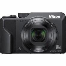 Nikon Coolpix A1000 Black Compact Digital Camera