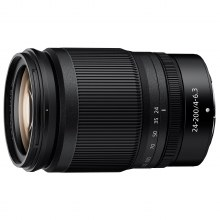 Nikon Z  24-200mm F4-6.3 VR Lens