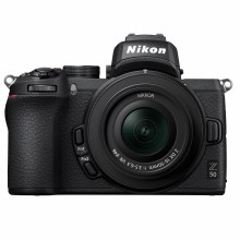 Nikon Z 50 with Z 16-50mm DX Lens