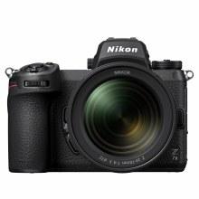 Nikon Z 7 II Camera with Z 24-70mm F4 S FX