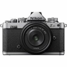 Nikon Z fc Mirrorless Camera with 28mm F2.8 DX SE Lens