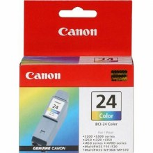 Canon BCI-24C Colour ink