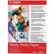 Canon MP-101 Matte Photo Paper A4 50 Sheets