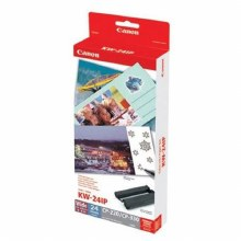 Canon KW-24IP Panorama Paper & Ink Set for Canon SELPHY Printers
