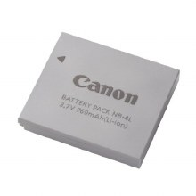 Canon NB-4L Battery Eco