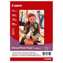 "Canon GP-501 Glossy Photo Paper 4X6"" 100 Sheets"
