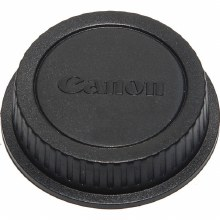 Canon EF Rear Lens Cap (aka Dust Cap E)