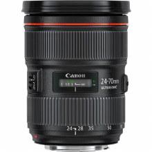 Canon EF  24-70mm F2.8L II USM