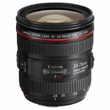 Canon EF  24-70mm F4L IS USM Standard