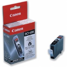 Canon BCI-6BK Black ink