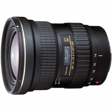 Tokina AT-X  14-20mm F2 PRO DX Lens for Canon EF