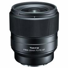 Tokina AF  20mm F2 FX Firin For Sony E-Mount