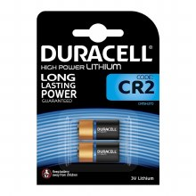 Duracell Ultra CR2 Lithium Battery