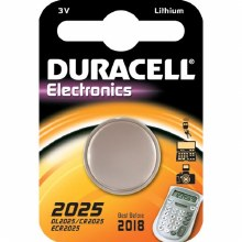 Duracell DL2025 Battery
