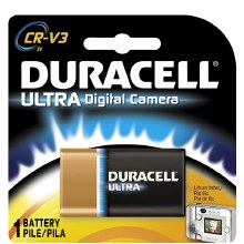 Duracell Ultra CRV3 3V Battery