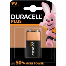 Duracell Plus 9V MN1604 Battery