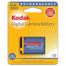 Kodak KLIC-7003 Digital Camera Battery