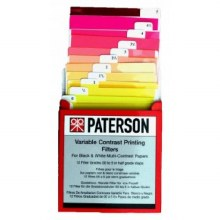 Paterson Variable Contrast Filter Set
