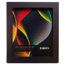 """Kenro RIO  6x4"""" / 15x10cm Black Photo Frame"""