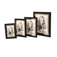 "Kenro Madison Modern 10x8"" / 25x20cm Silver Photo Frame"