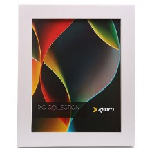 """Kenro RIO 12x10"""" / 30x25cm White Photo Frame"""