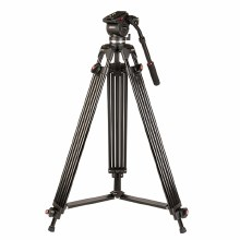 Kenro VT103 Twin Tube Video Tripod Kit