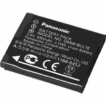 Panasonic DMW-BCL7E Battery