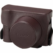 Panasonic DMW-CLX100 Case Brown