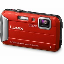 Panasonic Lumix FT30 Red