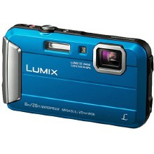 Panasonic Lumix FT30 Blue