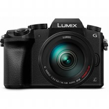 Panasonic Lumix G7 with 14-42mm II