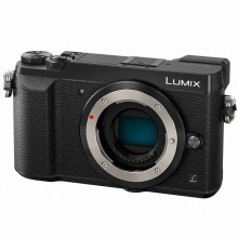 Panasonic Lumix GX80 Black with 12-32mm F3.5-5.6