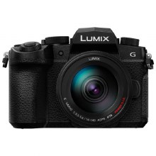 Panasonic Lumix G80 with 12-60mm F3.5-5.6