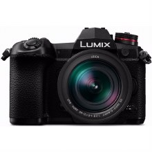 Panasonic Lumix G9 with 12-60mm F2.8-4 OIS