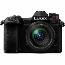 Panasonic Lumix G9 with 12-60mm F3.5-5.6