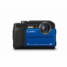 Panasonic Lumix FT7 Blue