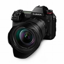 Panasonic Lumix S1 With 24-105mm F4	Macro OIS