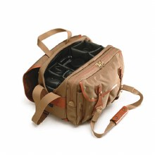 Billingham 335 Bag Black / Tan
