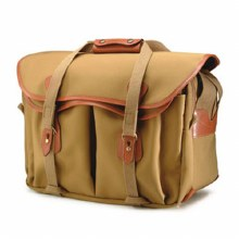 Billingham 445 Bag Black / Tan