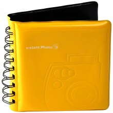 Fujifilm Instax Mini Album Yellow