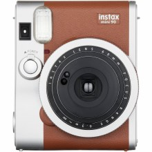 Fujifilm Instax Mini 90  Brown (inc 10 shots)