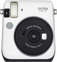 Fujifilm Instax Mini 70 White (inc 10 shots)