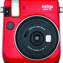 Fujifilm Instax Mini 70 Red (inc 10 shots)