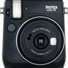Fujifilm Instax Mini 70 Black (inc 10 shots)